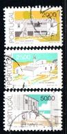 N° 1640,41,42 - 1985 - Used Stamps