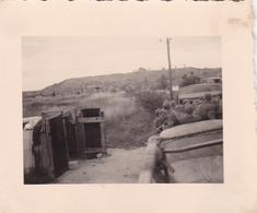 PHOTO ORIGINALE 39 / 45 WW2 WEHRMACHT FRANCE MEUSE SOLDATS ALLEMANDS DU RÉGIMENT 21 LE CAMP - Guerra, Militares