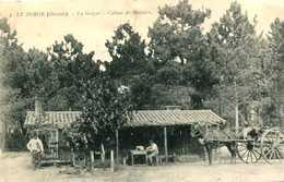 LE PORGE = La Grigne  Cabanne De Résinier    1183 - Andere Gemeenten