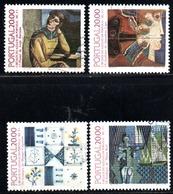 N° 1627,35,39,50 - 1985 - 1910-... Republic