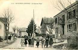 MONTREUX CHATEAU = Le Quartier Neuf   1185 - Autres Communes