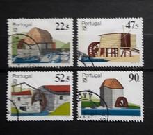 Portugal :Lubrapex 86 - N° 1681/84 Obl. - 1910-... Republic
