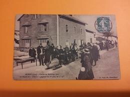 Morez Course De Bobsleigs 1911 - Morez