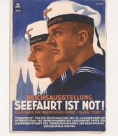 "Propaganda Postcard - 1941 - ""Seefahrt Ist Not"" - Briefe U. Dokumente"