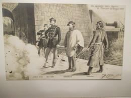 GARIBALDI Un Episodio Sbarco Di Marsala Maggio 1860 Gusmaroli Giorgio Manin Colonnello Turr - Geschiedenis