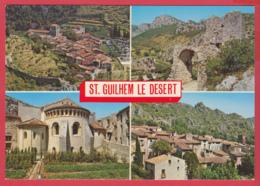 CP-34- St-Guilhem-le-Désert - Multivues SUP* 2 SCAN- - Autres Communes