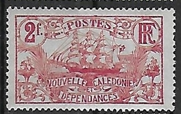 NOUVELLE-CALEDONIE N°103 NSG - New Caledonia