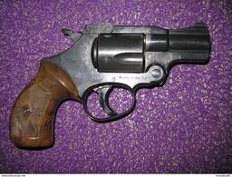 Pistolet Alarme 9m/m  Germany Meyer Et Sohne - Decotatieve Wapens