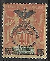 NOUVELLE-CALEDONIE N°77 N* - New Caledonia