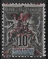 NOUVELLE-CALEDONIE N°72 N* - New Caledonia