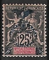 NOUVELLE-CALEDONIE N°75 N* - New Caledonia