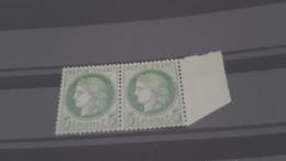 LOT 482470 TIMBRE DE FRANCE NEUF** LUXE N°53 - 1871-1875 Cérès