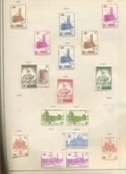 Colis Postaux  Neuf Avec Charnière  Cote 72,-E - 1952-....