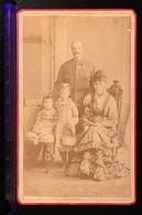 Photo On Cardboard Austro-Hungarian Officer Austro-Hungary Austria (1.) - 1914-18