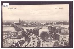 WARSZAWA - VARSOVIE - NOWY ZJAZD  - TB - Polen