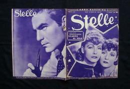 Greta Garbo  Anna Karenina Stelle Anno III N 26 29 GIugno 1935 - Books, Magazines, Comics
