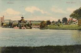 CRAIOVA , Romania , 1910 ; Parcul Bibescu - Rumania