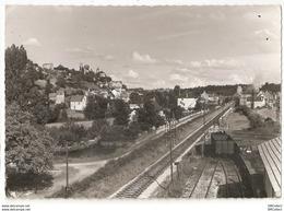 12 Bertholène, Vue De La Gare De La Mine. CPSM/GF (A1p3) - Altri Comuni