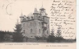 LAVACHERIE CHATEAU LEJARDIN - Sainte-Ode