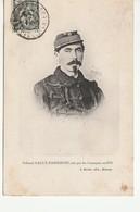 Carte Nouvelle Calédonie , Colonel Gally Passbose Tué Par Les Canaques - New Caledonia