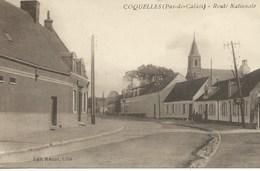 Coquelles - Route Nationale - France