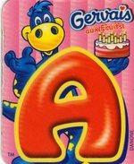 Magnets Magnet Gervais Danomino Alphabet A - Letters & Digits