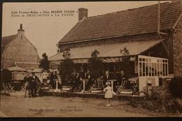 De Panne - Café Chez Marie Picon - - De Panne