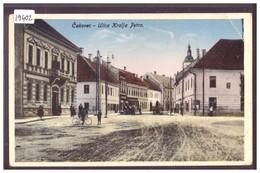 CAKOVEC - ULICA KRALJA PETRA - B ( 2 PLIS D'ANGLE ) - Kroatië