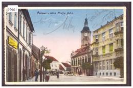 CAKOVEC - ULICA KRALJA PETRA - TB - Kroatië
