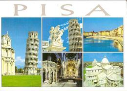 CPM - ITALIE - TOSCANE - PISA - PISE - MULTIVUES - Pisa