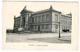 TOURNAI - Palais De Justice - Dos Non Divisé - Tournai