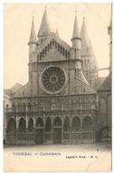 TOURNAI - Cathédrale - Dos Non Divisé - Tournai