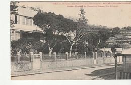 Carte Nouvelle Calédonie , Hôtel Du Directeur De L'Administration Pénitentiaire , Nouméa - New Caledonia