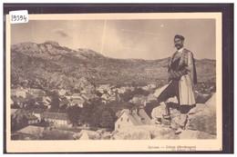 CETINJE - TB - Montenegro