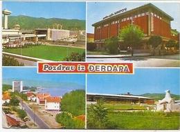 Djerdap -not  Traveled FNRJ - Serbia
