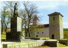 Topola -not  Traveled FNRJ - Servië