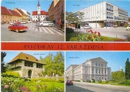 Varazdin- Traveled FNRJ - Kroatië