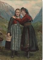 NORWAY , 1890s-1907 ; Native Women #14 - Norway