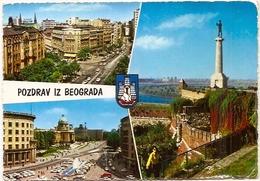 Beograd-  Traveled FNRJ - Servië