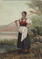 NORWAY , 1890s-1907 ; Native Woman #15 - Norwegen