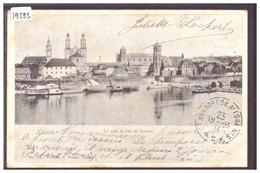 KOWNO - KAUNAS - AU DOS: PUBLICITE AUTOMOBILES TONY HUBER, RAID PARIS-BERLIN-ST PETERSBOURG - B ( LEGER PLI D'ANGLE ) - Lithuania
