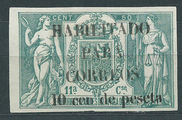 Guinea Sueltos 1909 Edifil 58AA (*) Mng - Spanish Guinea