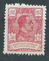 Guinea Sueltos 1922 Edifil 163 ** Mnh - Spanish Guinea