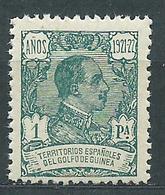 Guinea Sueltos 1922 Edifil 164 ** Mnh - Spanish Guinea