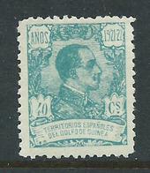 Guinea Sueltos 1922 Edifil 162 * Mh - Spanish Guinea