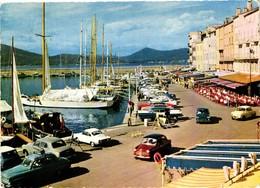 83 .. SAINT TROPEZ ... PROMENADE AU PORT - Saint-Tropez