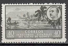 Guinea Sueltos 1949 Edifil 283 ** Mnh - Guinea Española