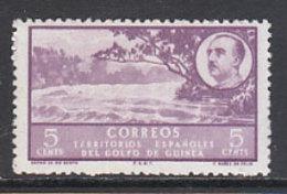 Guinea Sueltos 1949 Edifil 278 ** Mnh - Guinea Española