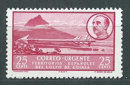 Guinea Sueltos 1949 Edifil 293 ** Mnh - Guinea Española