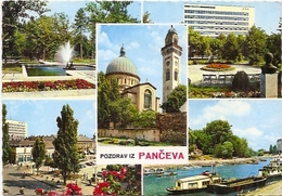 Pancevo-traveled FNRJ - Servië